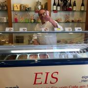 Eis aus Rastatt